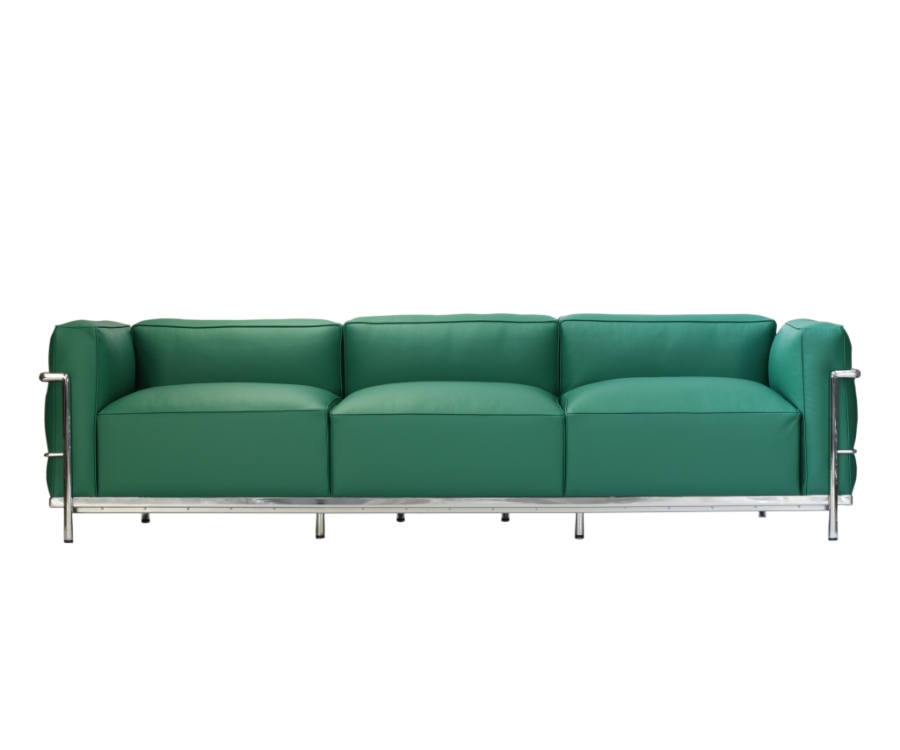 LC3 Sofa 3 places