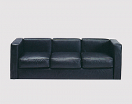 LC2 Cushion 3-seater