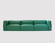 S-LC3 cushion 3-seater